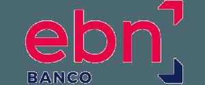 logo de ebn banco cliente de consultoria it
