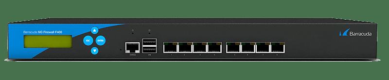 barracuda nextgen firewall f series