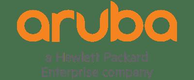 logo de aruba networks