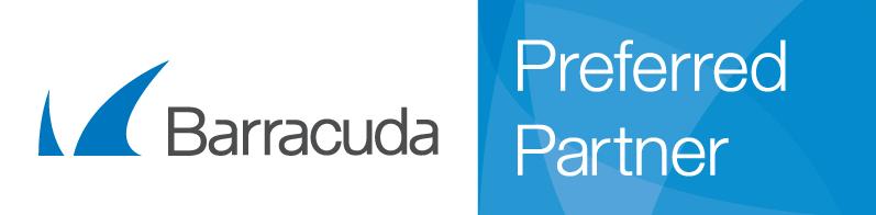 logo de barracuda preferred partner de consultoria it