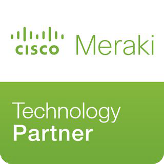 logo de cisco meraki technology partner