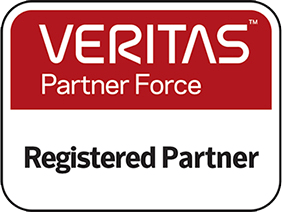 logo de veritas registered partner de consultoria it