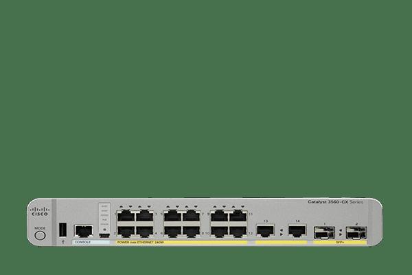 compacto para redes lan
