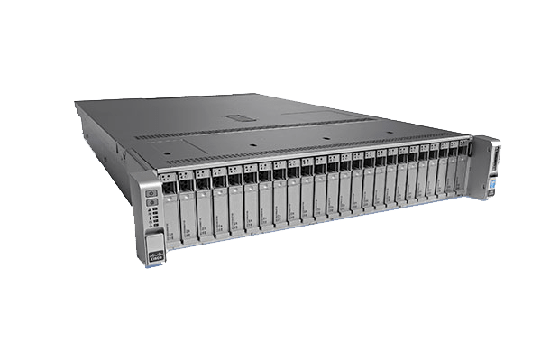 servidor de almacenamiento en rack serie c