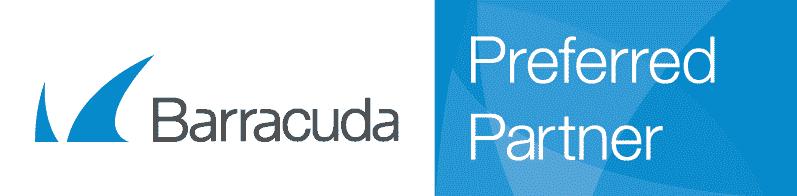 logo de barracuda preferred partner consultoria it