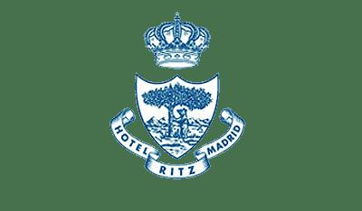 Logo de Ritz- hotel que confía en los servicios it de Altaïr