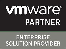 logo de vmware enterprise solution provider partner de consultoria it